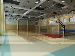 Basketball Courts With Lights Court 3d Models Download 3d Court Files Cgtrader Com
