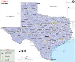 mexico toll road map road map highway map