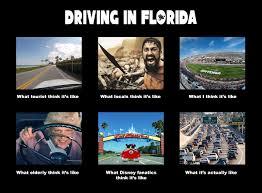 Driving Memes - driving in florida waterfront properties blog