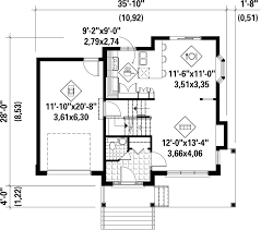 country style house plan 3 beds 1 00 baths 1114 sq ft plan 25 4500