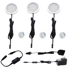 dimmable led under cabinet lighting kitchen kit