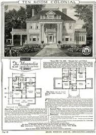 colonial revival house plans a derived floor plan of the floor for twelve oaks
