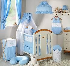 décoration chambre garçon bébé idée deco chambre bebe garcon bleu