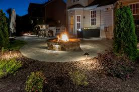 Landscape Lighting Uk Backyard Ideas For Hanging Lights Outside Make Outdoor