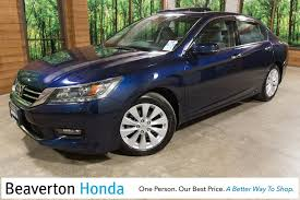 honda accord with navigation certified pre owned 2015 honda accord ex l v6 navigation 1 owner