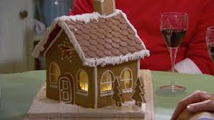 gingerbread house recipe pbs food