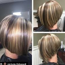 highlights for inverted bob 21 layered bob hairstyles youll want to try hairstyles weekly