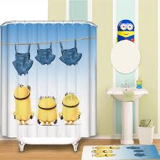 Shower Curtain Sale Minions Shower Curtain U2013 Sale Off Omg Store