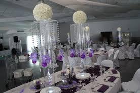 mariage et blanc mariage violet blanc et argent soirée ou mariage en couleur