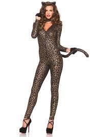 leg avenue 85393 kitten leopard costume dress up halloween