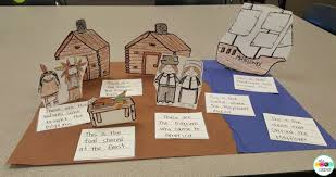 the thanksgiving comprehension craft and writing