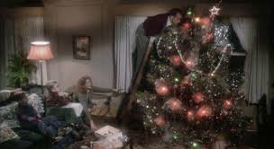 a story putting topper on tree lol classic