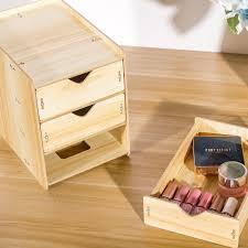 Schreibtisch Holz Mit Schubladen 2017 Neue Schublade Organizer Box Holz Aufbewahrungsboxen Mit