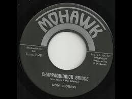 Chappaquiddick Dvd Don Eddings Chappaquiddick Bridge