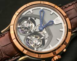 Nautical Themed Watches - manufacture royale 1770 micromegas watches hands on by ariel