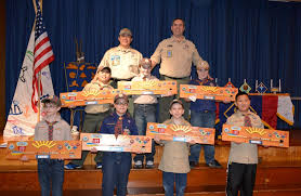 Cub Scout Arrow Of Light Pack 150 Arrow Of Light Boy Scouts On Staten Island Ny