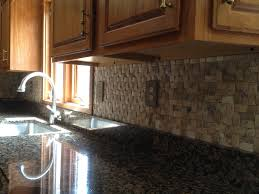 copper backsplash kitchen best prices on cabinets how to replace