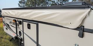 Awning For Tent Trailer Jay Series Camping Trailers Jayco Inc