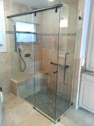 Seattle Shower Door Glass Shower Seat Limette Co