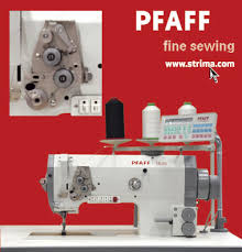 Upholstery Industry Strima News Pfaff 1525 Ssd For Automotive And Upholstery Industry