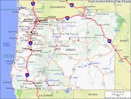 map of oregon us pacific coast explorer traveltoe usgs coastal and marine geology