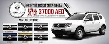 renault duster 2017 automatic brand new renault duster 2017 in dubai steer well auto