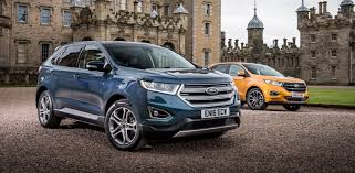 suv ford ford edge large suv confirmed for australia but not until 2018