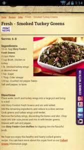 collard greens and smoked turkey necks recipe smoked turkey