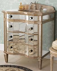 Hooker Bathroom Vanities by Hooker Furniture Mirrored Vanity With Sink