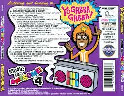 music awesome vol 4 yo gabba gabba songs reviews