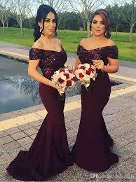 best bridesmaid dresses 2017 burgundy sparkly sequined mermaid bridesmaid dresses the