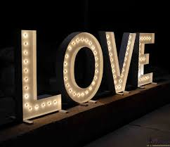 wood diy love marquee letters her tool belt