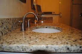 undermount bathroom sinks for granite crafts home