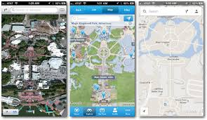 World Map App by Gigaom Don U0027t Forget These Apps When Packing For Your Disney Trip
