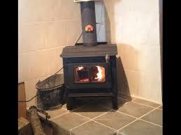 Wood Burning Fireplace Parts by Installing A Wood Burning Stove Using An Existing Masonry Chimney
