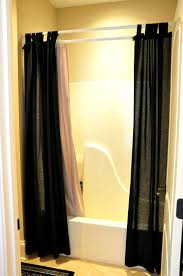 shower curtain ideas for small bathrooms accessories delectable shower curtain ideas curtains for