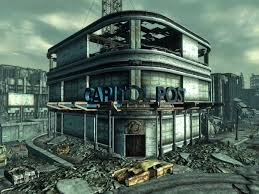 Fallout 3 Map All Locations by Capitol Post Location Fallout Wiki Fandom Powered By Wikia