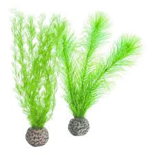 artificial plants biorb feather fern set aquarium artificial plants green s target