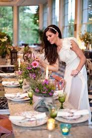 mariage hippie 84 idées pour la déco de votre mariage bohème chic archzine fr