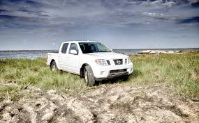 nissan frontier off road new frontier nissan pro 4x compact mixes off road fun work site