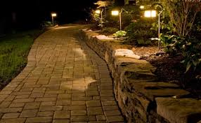Residential Landscape Lighting Chesapeake Landscape Design Commercial Residential