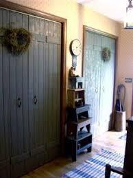 bi fold to barn doors good alternative for the sliding barn door