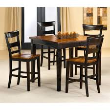 dining chairs black wooden dining set dining room value city