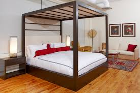 Modern Canopy Bed Modern Canopy Bed For Sale 95761742 Image Of Home Design Inspiration