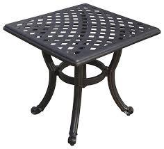 patio side table ideas outdoor dcor ideas using patio side tables decorifusta patio side