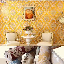 online get cheap livingroom wallpaper luxury aliexpress com
