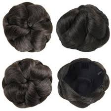 black hair buns for sale synthetic hair buns pieces squishy buns for sale that the method