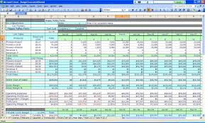 Excel Spreadsheet For Budgeting Wedding Budget Spreadsheet Template Haisume