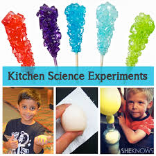 Homeschooling The Science Of Cooking - Simple kitchen science experiments