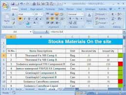 Inventory Template Excel 2010 Inventory Solution Microsoft Excel
